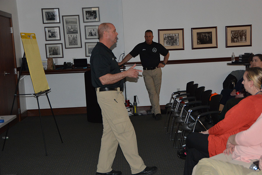 PASS Active Shooter Training Williams Distributing