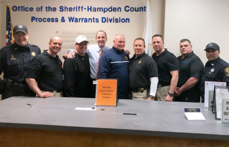 Hampden County Sheriff's Dept Active Shooter Training