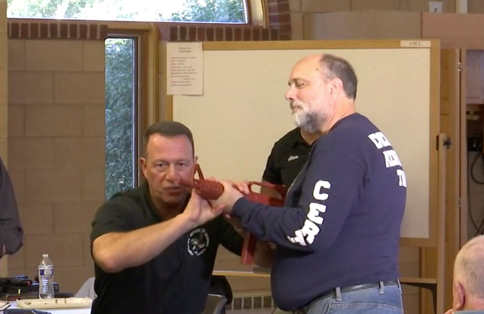 St. Michael's Parish Active Shooter Training