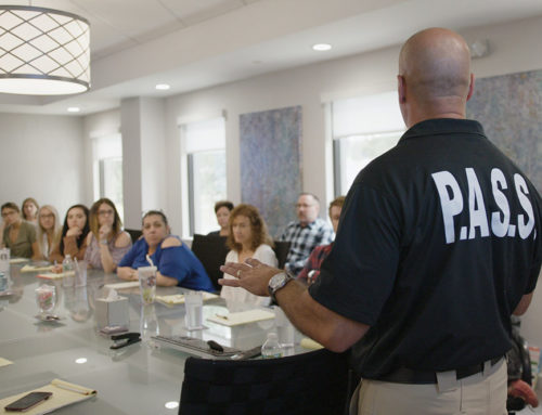 PASS provides active shooter training for Market Mentors in Springfield