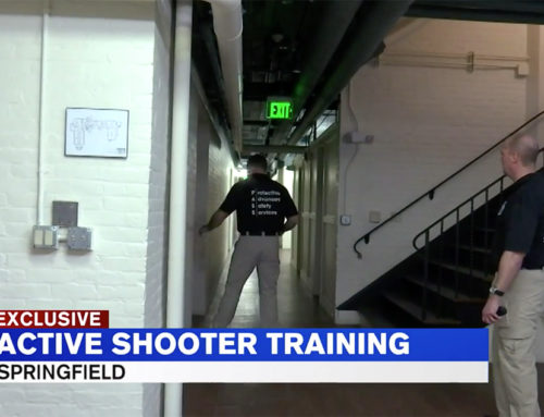 Unique active shooter training held in Springfield